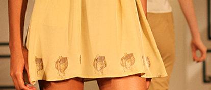 Nola Blouson Dress