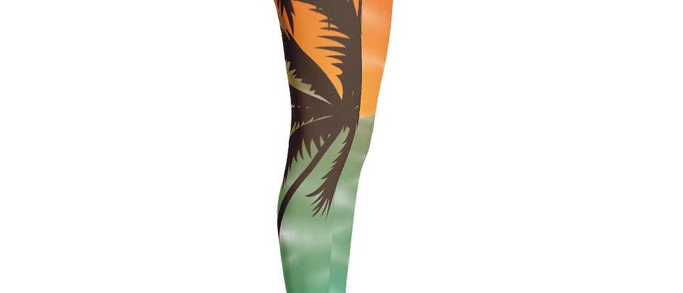 Women's All Day Comfort Original Sunset Full Length Leggings