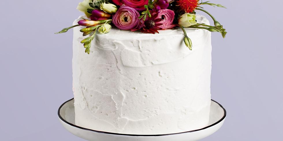 Lets's make a cake.