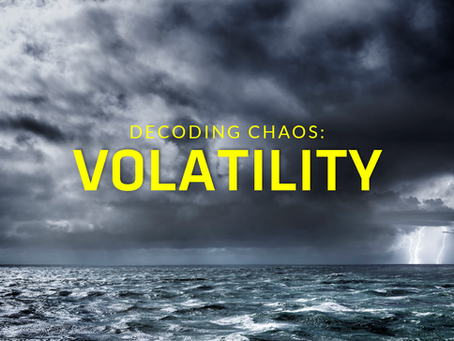 VUCA Decoding Chaos Series Part 2: Volatility