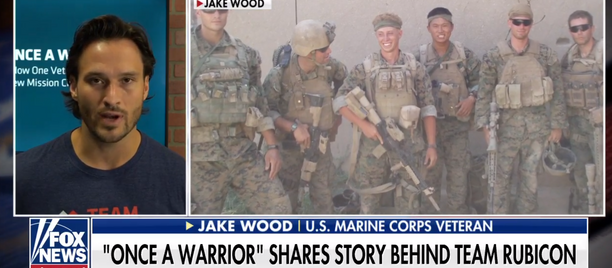 Jake Joins Fox & Friends to Discuss New Book