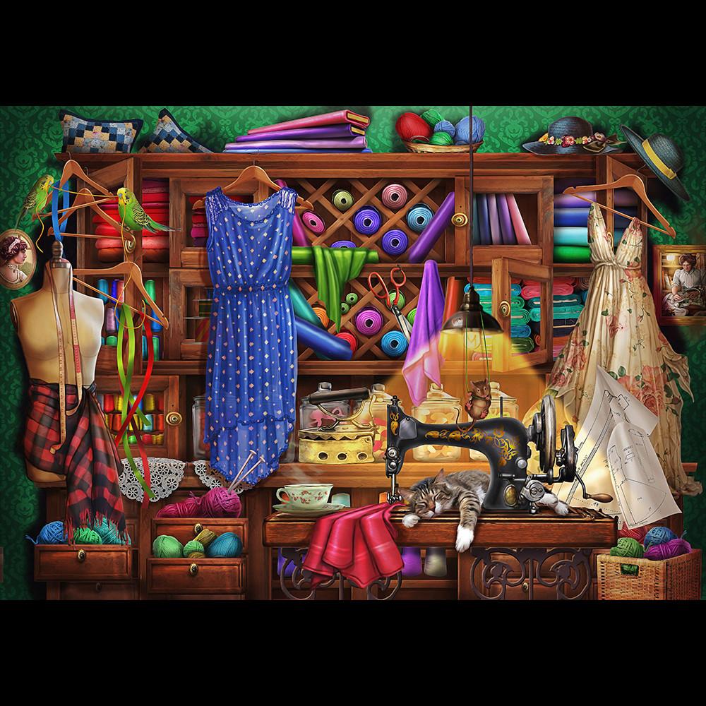 Ye Olde Sewing Room