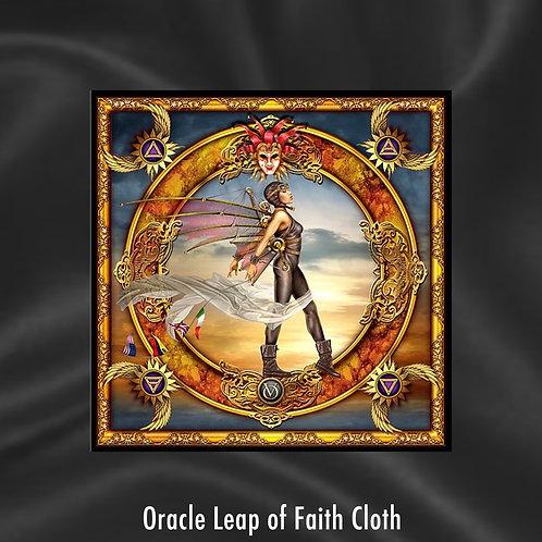 Oracle Leap of Faith Cloth