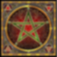 Pentacle Cloth