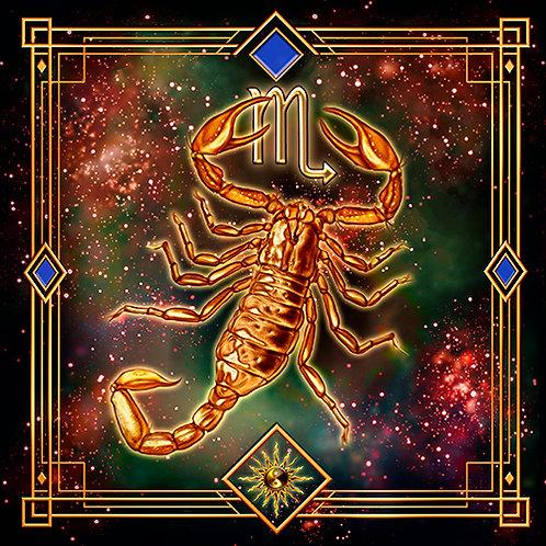 Scorpio Cloth