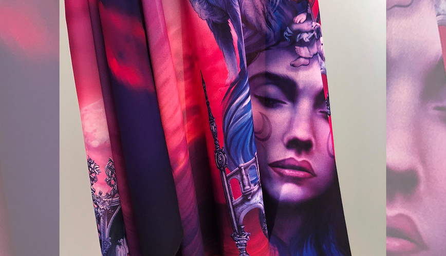 Marchetti Tarot Kimono