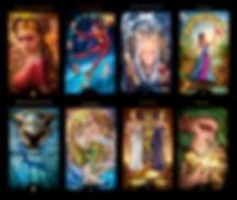 Mini Legacy of the Divine Tarot