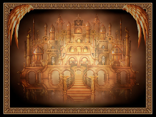 Grand Luxe Castle Cloth