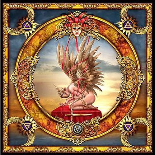 Oracle Angel Cloth