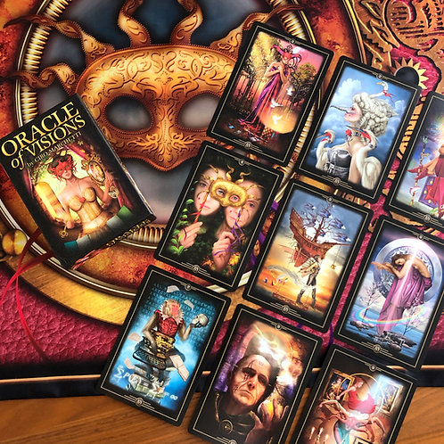 Oracle of Visions Package
