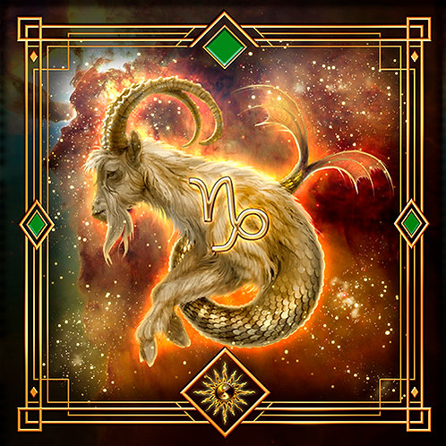Capricorn Cloth