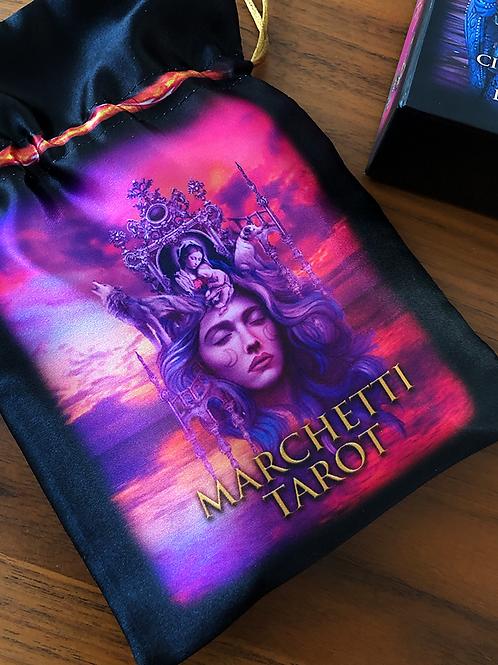 Marchetti Tarot Satin Bag