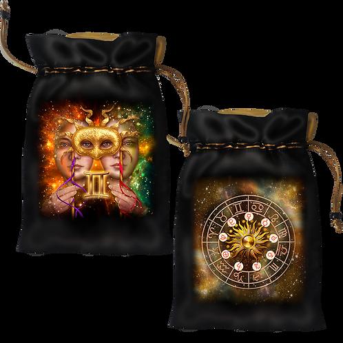 Gemini Satin Bag
