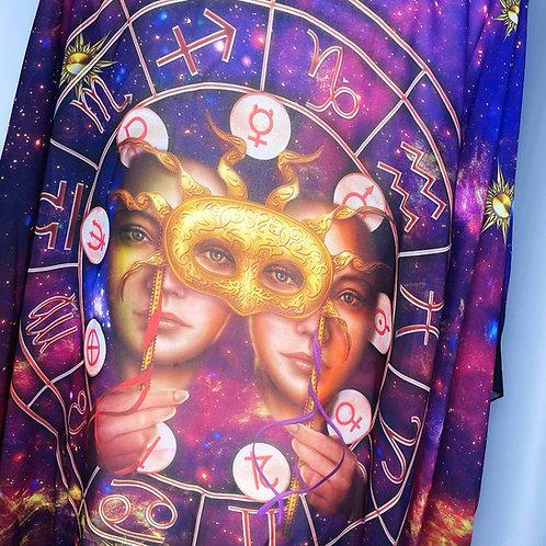 Zodiac Kimono