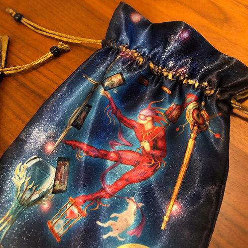 Legacy of the Divine Satin Bag