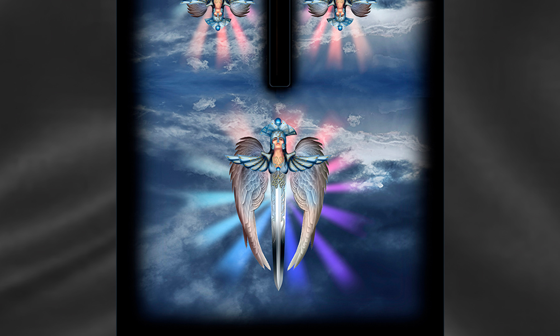 ACE OF SWORDS KIMONO