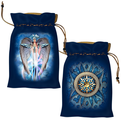 Tarot of Dreams Satin Bag