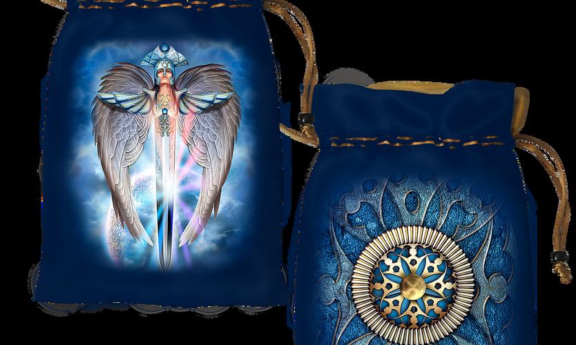 Tarot of Dreams Satin Bag