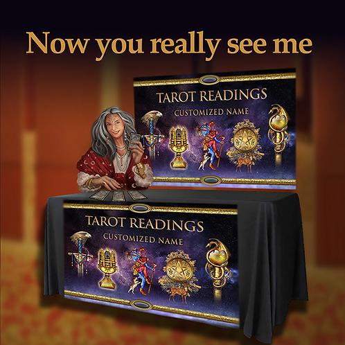 Custom Tarot Banner