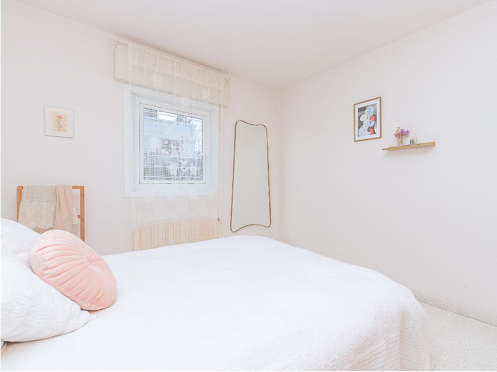 עיצוב חדר שינה - סטודיו חיית וינטאג'