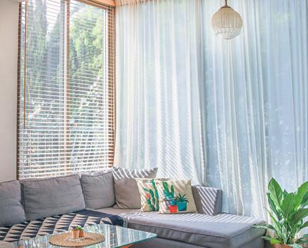 עיצוב הצללת חלונות - סטודיו חיית וינטאג'