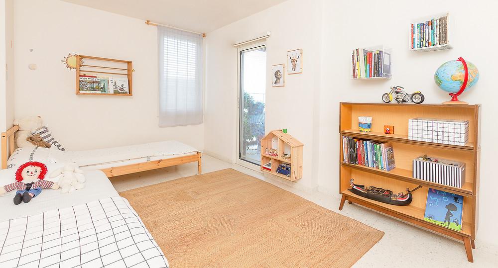 סטודיו חיית וינטאג' - עיצוב חדר ילדים