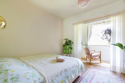 חדר השינה - שקט, רך, עוטף