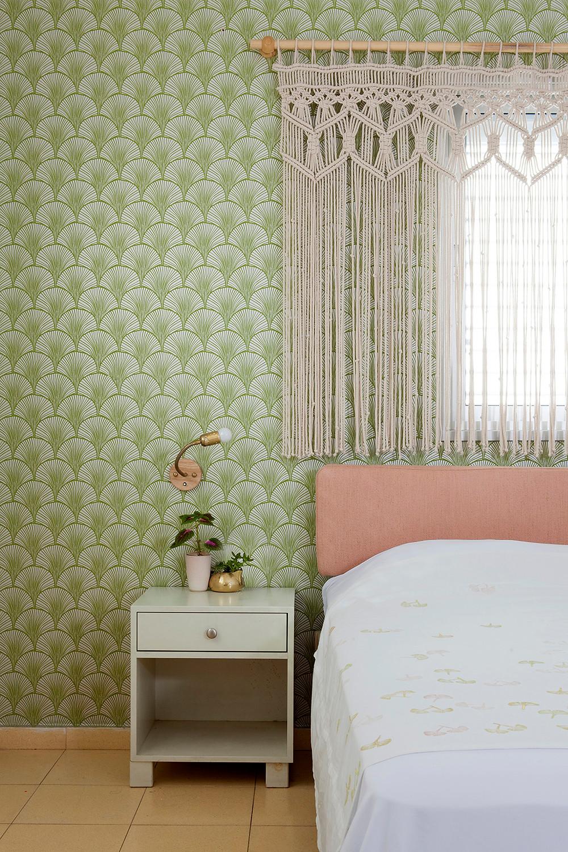 'עיצוב חדר שינה  : סטודיו חיית וינטאג
