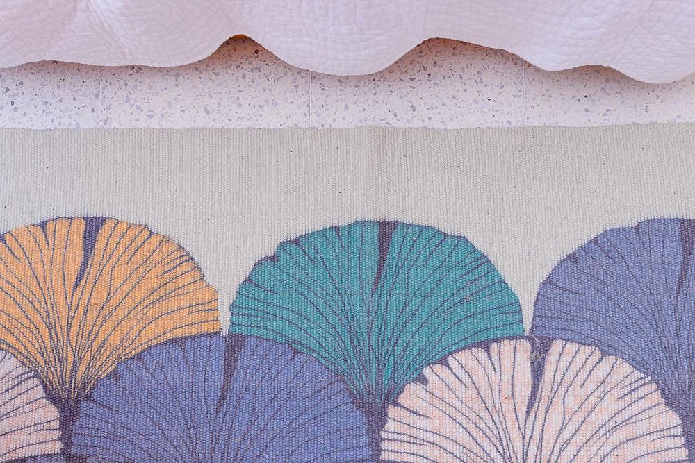 חיית וינטאג' - שטיחים בחדר השינה