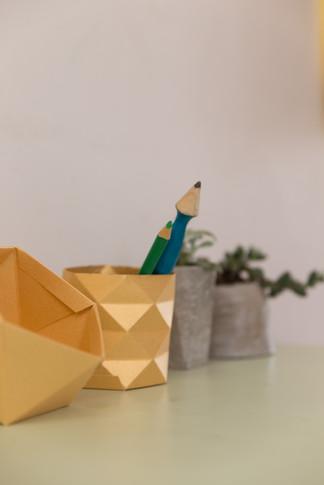 אקססוריז מזמינים הונחו על שולחן העבודה