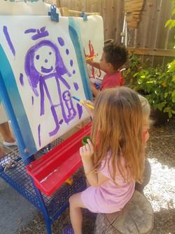 Monkey Flowers Child Care Activities