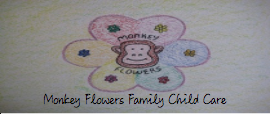 Monkey Flowers Child Care Activities