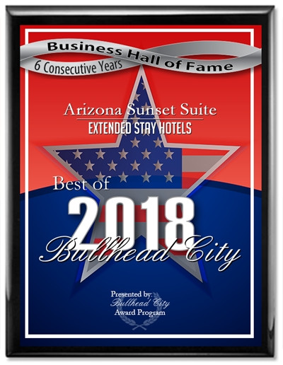 2018 Bullhead City Business Hall of Fame