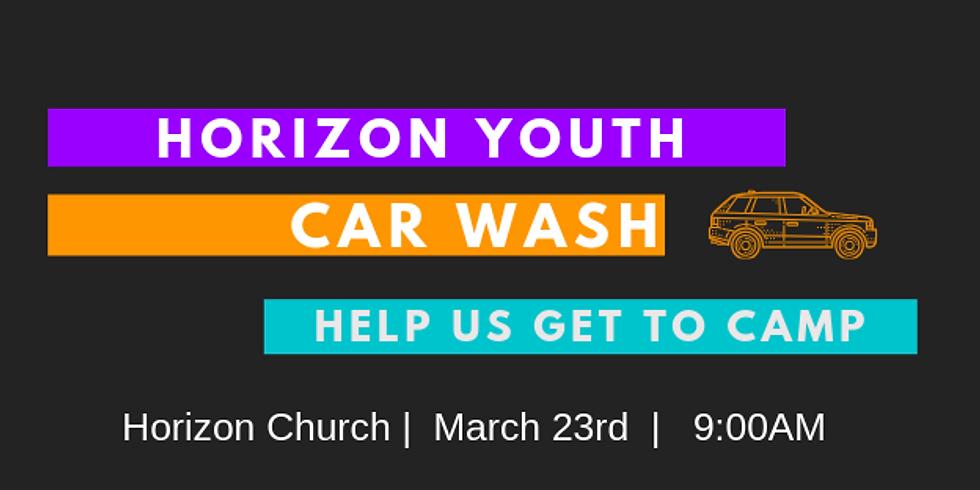 Horizon Youth Fundraiser | Car Wash