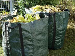 Nouvelles règles dans la distribution de sacs végétaux sur la commune