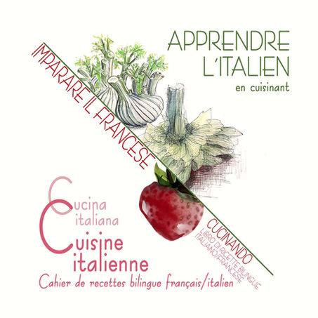 Apprendre l'italien en cuisinant avec Eliana de Matteis