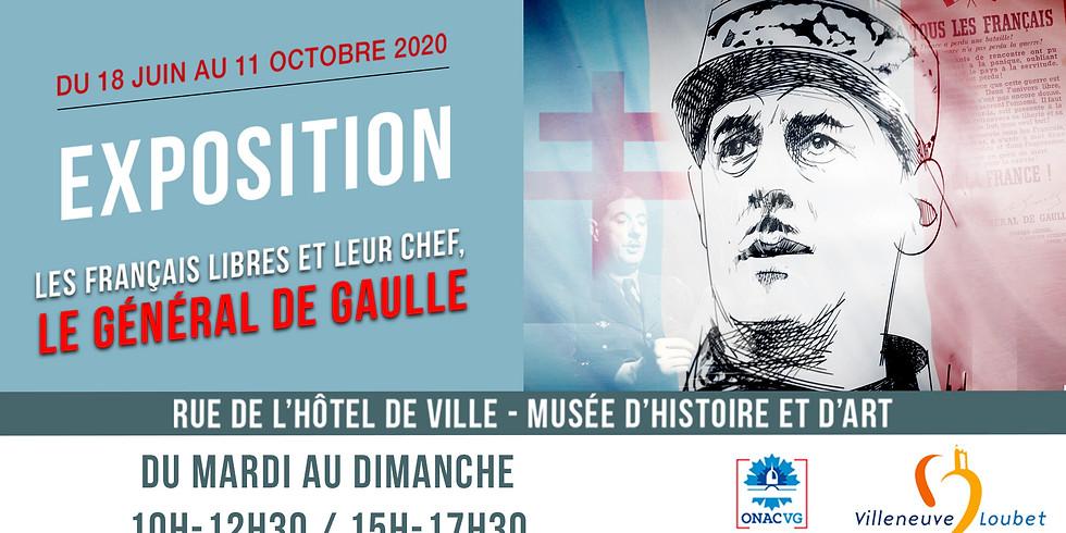 Les Français Libres et leur Chef, le Général De Gaulle