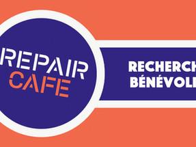 REPAIR CAFE - RECHERCHE BÉNÉVOLES