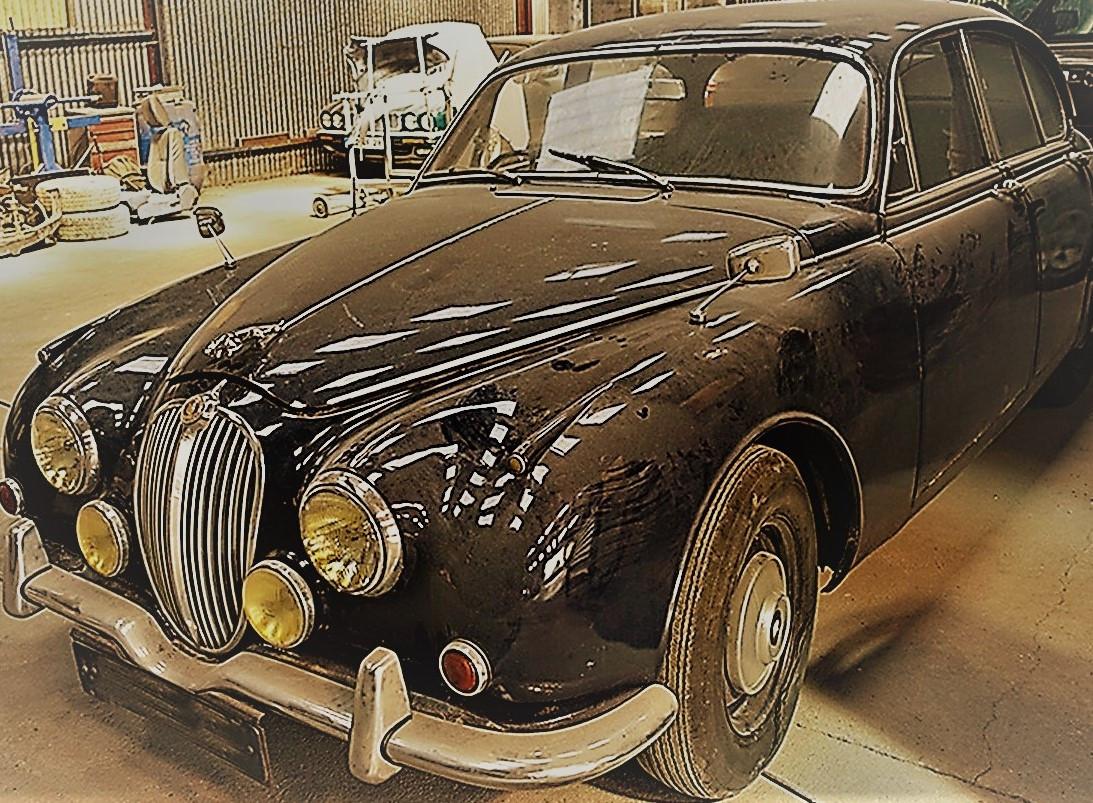 Jaguar MK2 340