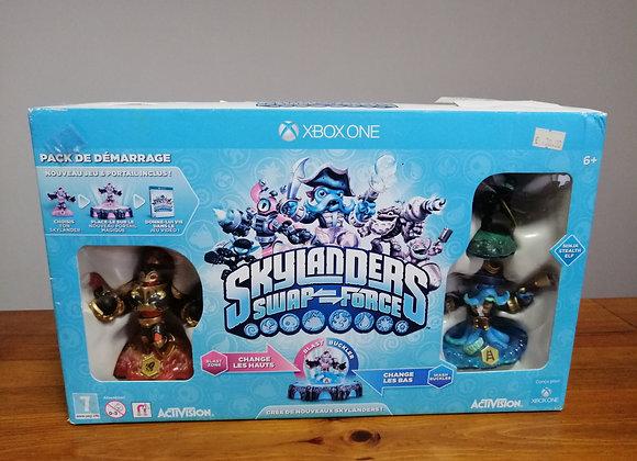 Skylanders swap force Xbox one