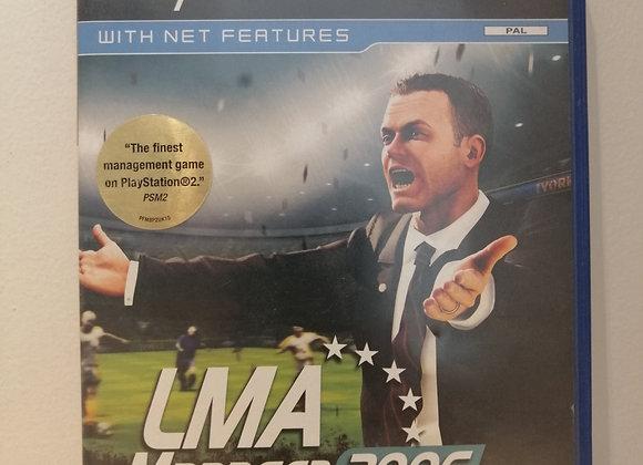 Jogo LMA Manager 2006