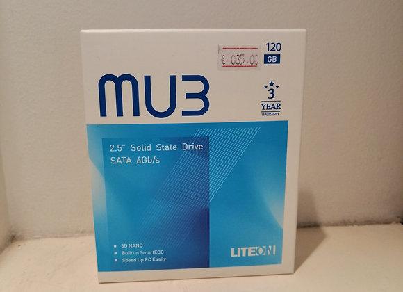 MU3 2.5 SSD SATA 6GB/s
