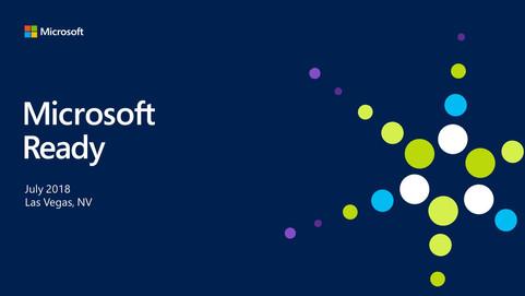 Microsoft Ready
