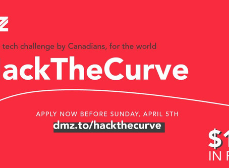 Involve Design Partners Up With The DMZ To #HackTheCurve