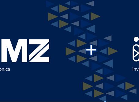 Announcing: The DMZ & Involve Design Partnership