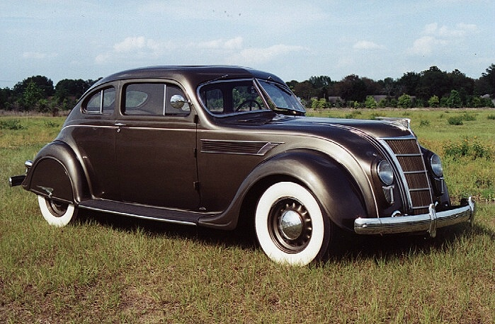1935 Chrysler C1 Imperial Coupe