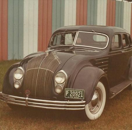 A 1934 CU Chrysler Story