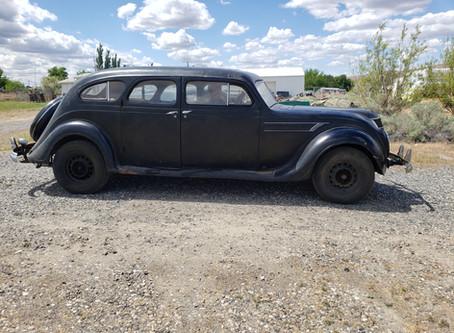 1935 C3 Limousine for sale