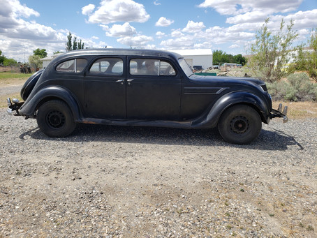 1935 C3 Limousine for sale