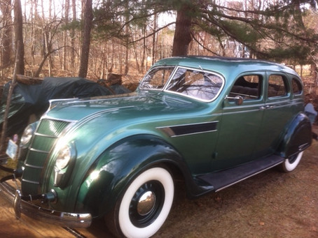 1935 Chrysler Airflow Sedan for sale
